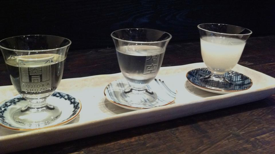 What To Drink In An Sake