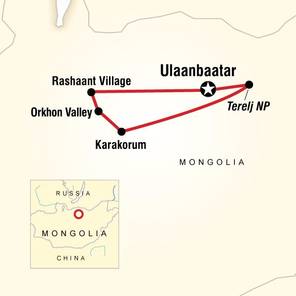 Moğolistan Turu