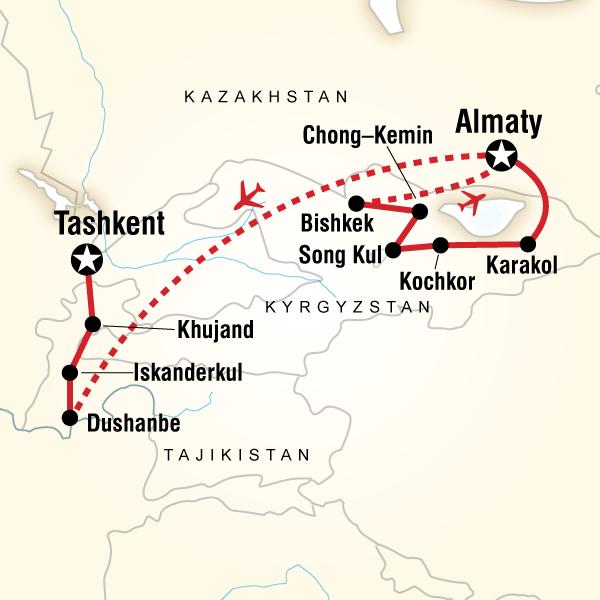 Orta Asya Turu