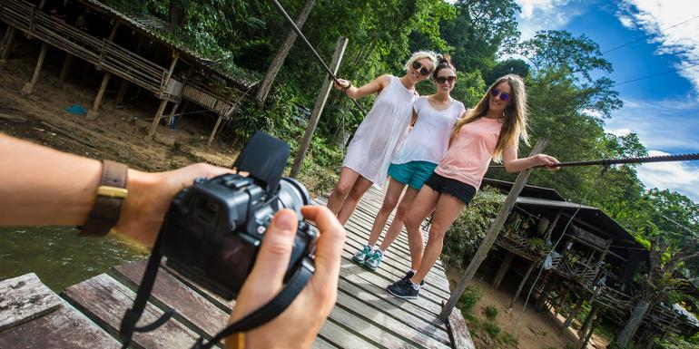 Laos & Thailand on a Shoestring