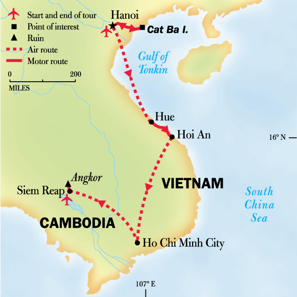 Southeast Asia Family Journey: Vietnam to Cambodia in ...