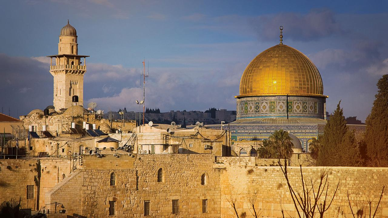 Israel tours travel g adventures dome of the rock in jerusalem israel stopboris Image collections