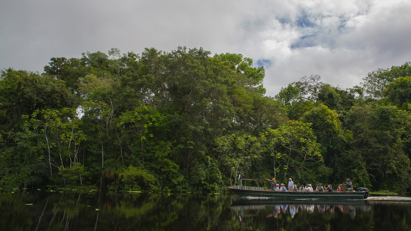 Amazon Riverboat & Machu Picchu Adventure