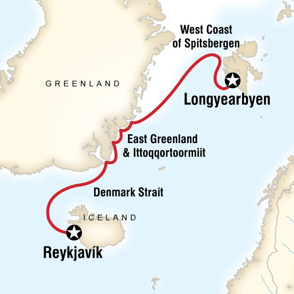 Arctic Highlights In Arctic Arctic G Adventures