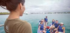 Galapagos  Central, South & East Islands aboard the Yolita