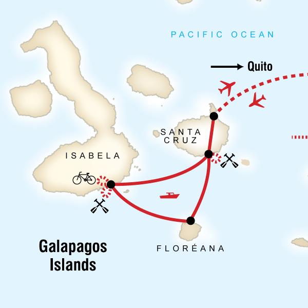 Galapagos Turu