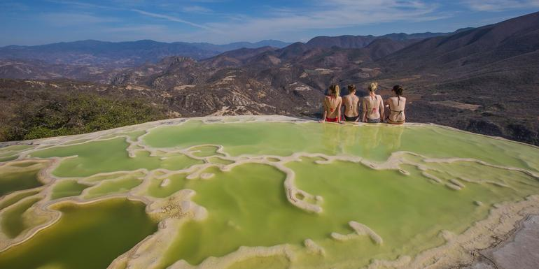 Central Mexico Sojourn: Mezcal & Mineral Pools