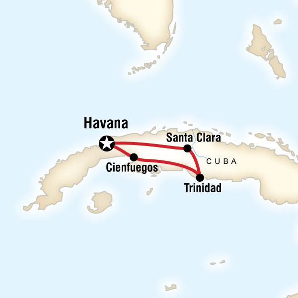 Küba Kültür Turu