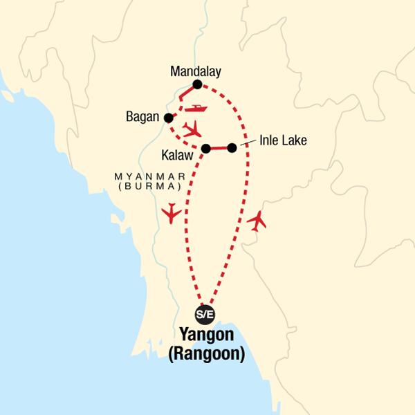 Karte Myanmar.Im Herzen Von Myanmar Burma In Burma Myanmar Asien G Adventures