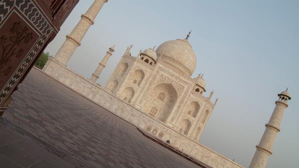 Catch a once-in-a-lifetime glimpse of what is widely considered the most beautiful building in the world.