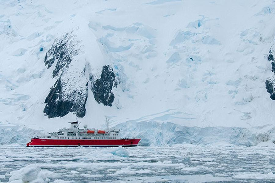 I have long dreamed of visiting Antarctica after pouring over the images I saw in my father's National Geographic Magazines. Having been traveling non-stop for over 5 years, Antarctica was one of the few remaining places left on my to do list