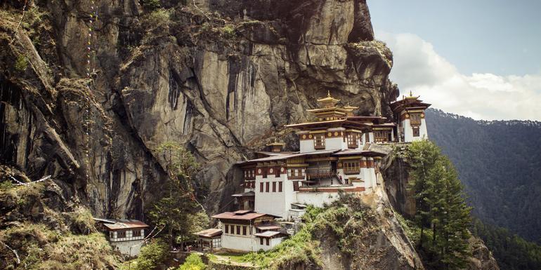 Cover Image of Bhutan Adventure