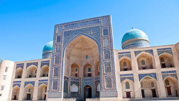 Uzbekistan Tours Amp Travel G Adventures