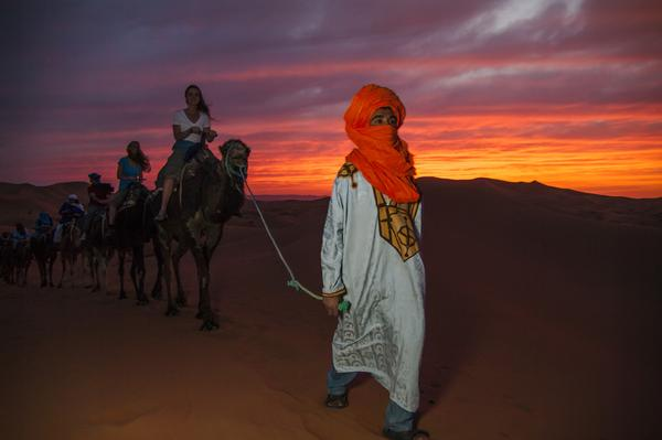 From the Atlas Mountains to Zag, there's more to Morocco than you'd ever imagine