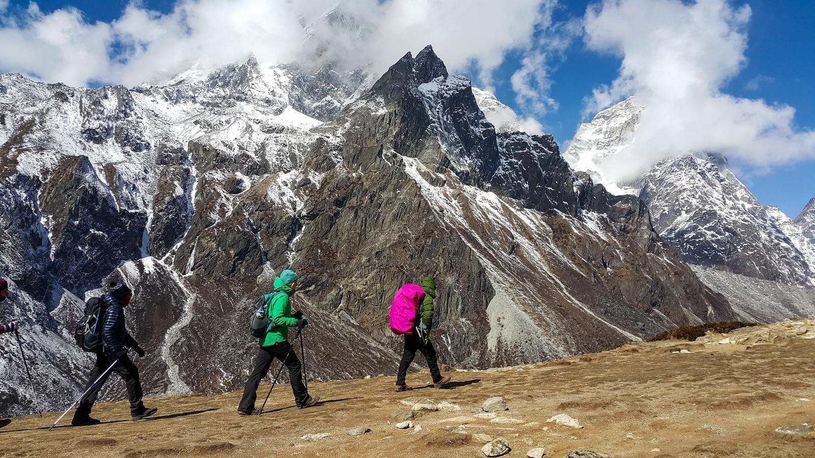 15 days, Kathmandu to Kathmandu