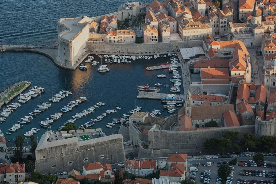 Dubrovnik, Croatia is a city in Eastern Europe whose popularity has been increasing greatly in the past few years.