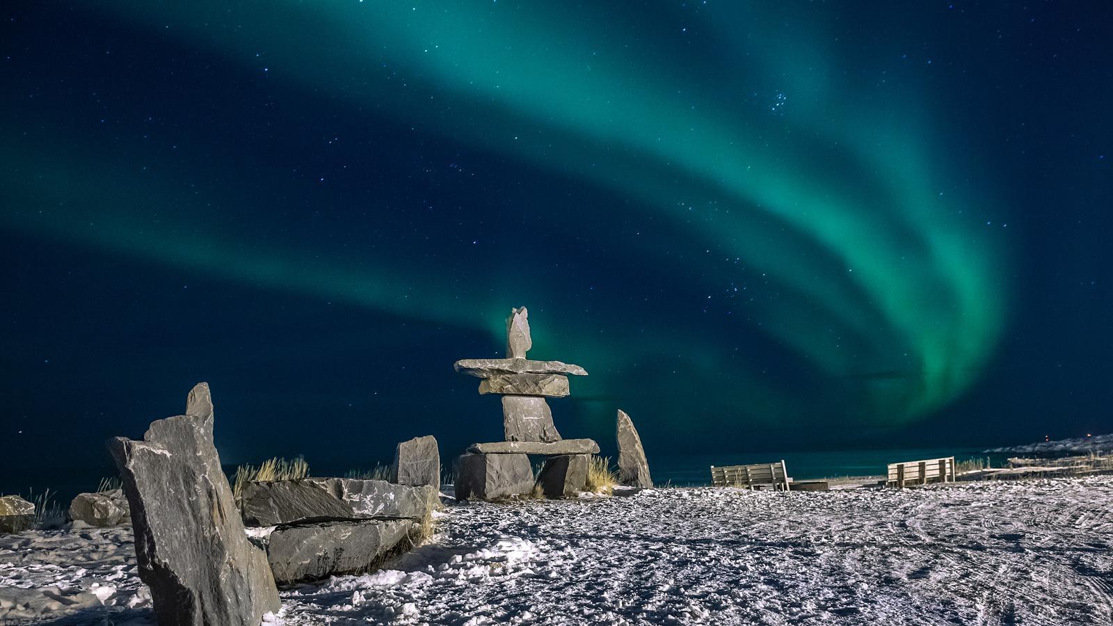 Canadian Polar Bear Experience In Canada North America