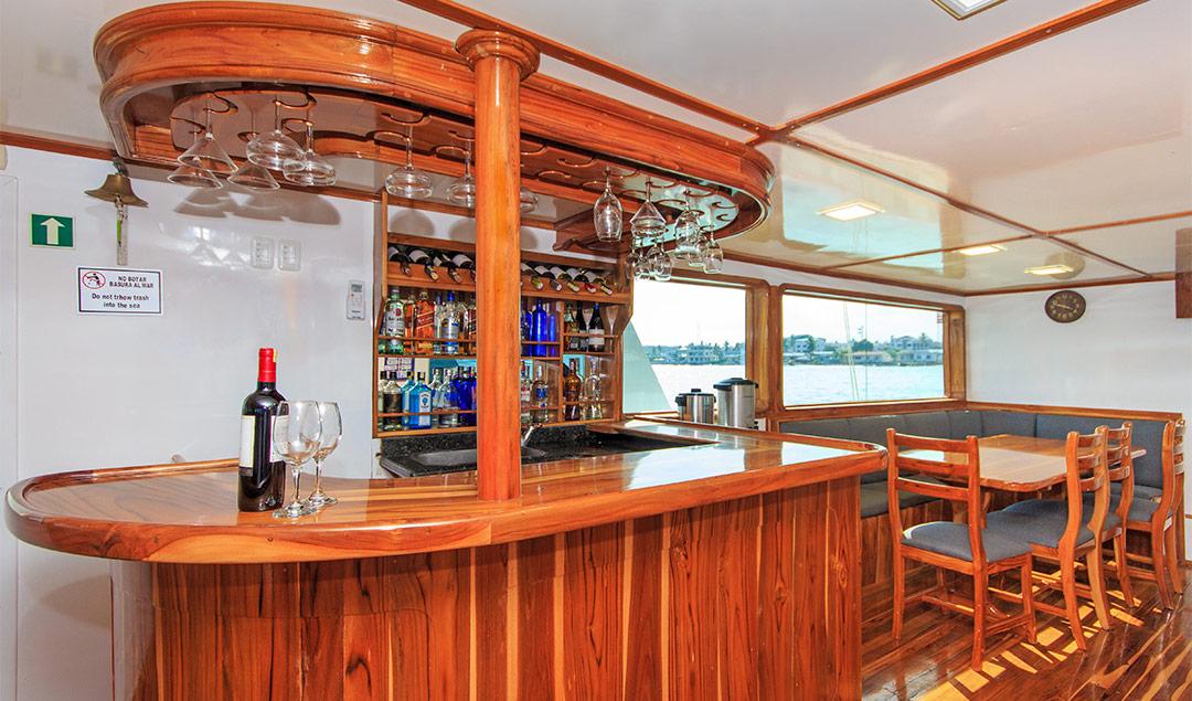 Interior bar