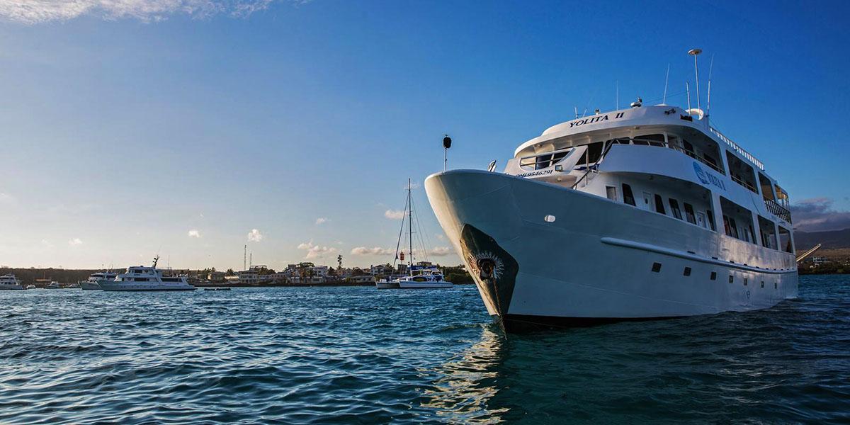 Galapagos Cruise Boat Yolita - G Adventures