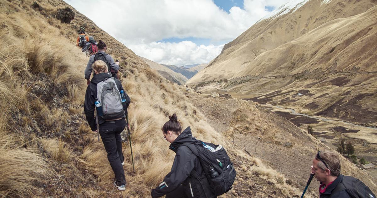 Inca Trail Tour And Lares Trek G Adventures