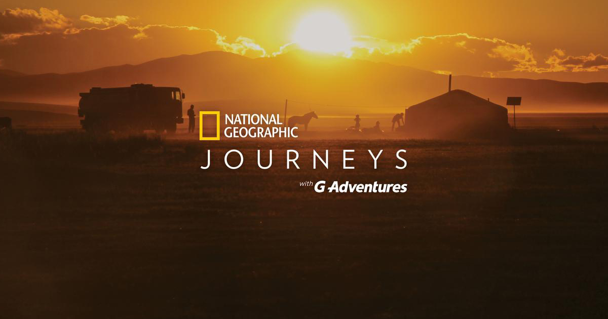 National Geographic Journeys - G Adventures