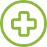 Travel health icon