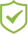 Travel safety icon