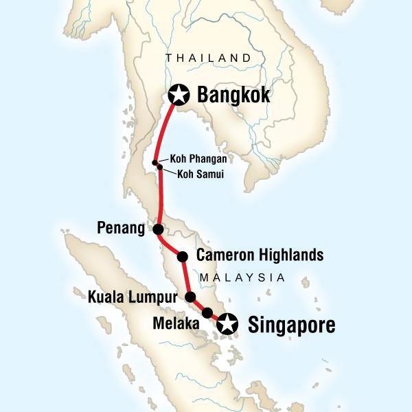 trips kuala lumpur bangkok adventure details download