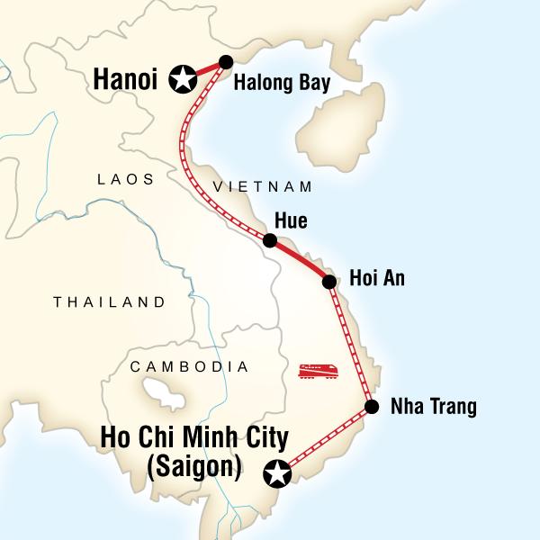 Vietnam on a Shoestring