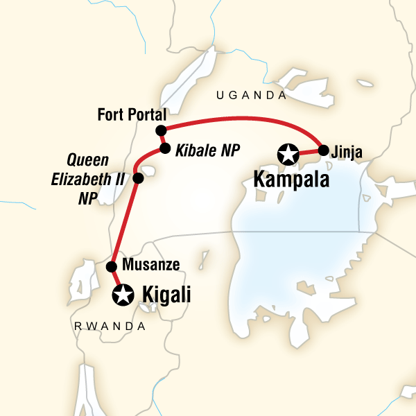 Culture & Wildlife of Uganda & Rwanda