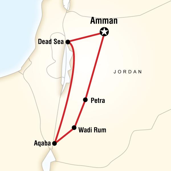 Jordan Family Adventure in Jordan  Lonely Planet