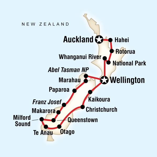 Active New Zealand