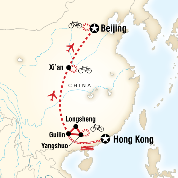 Cycle China
