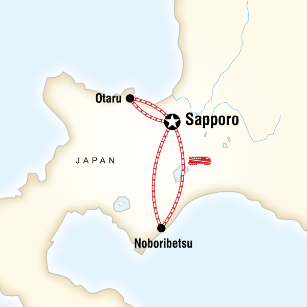Sapporo Snow Festival and Hokkaido Highlights