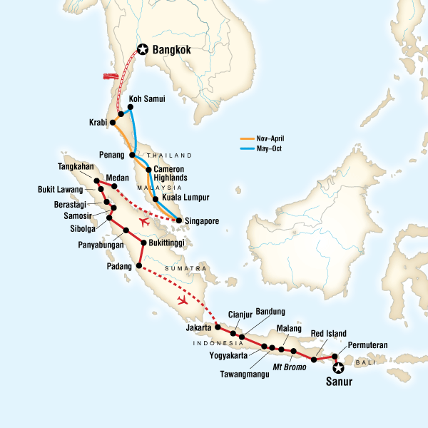 Beautiful Places In Malaysia With Description: Southeast Asia In Depth