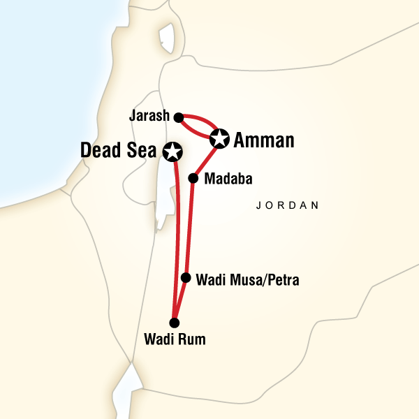 Explore Jordan in Jordan  Lonely Planet