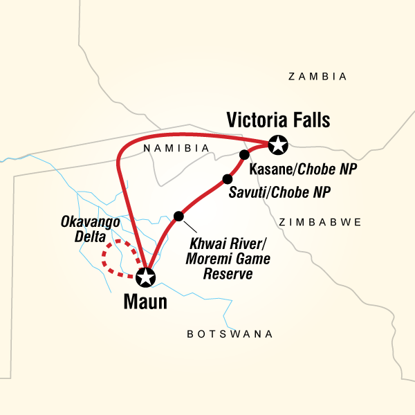 Botswana Safari Experience