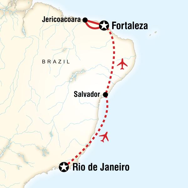 Northern Brazil Express