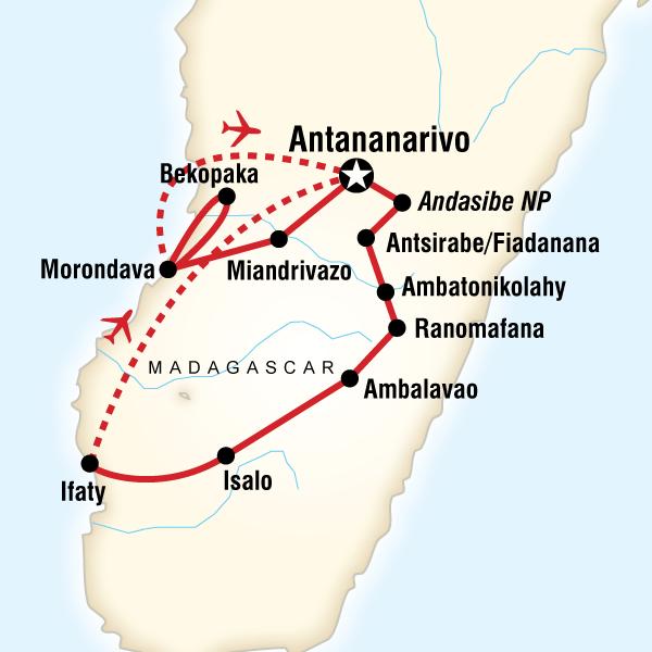Ultimate Madagascar Adventure