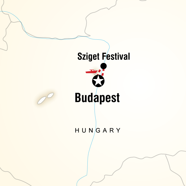 Sziget Festival Experience