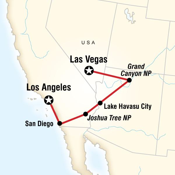 Tour Details | STA Travel