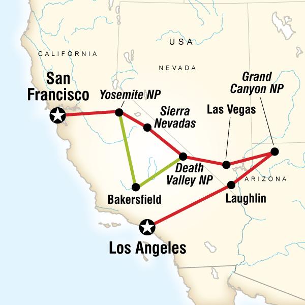 Western Express Northbound
