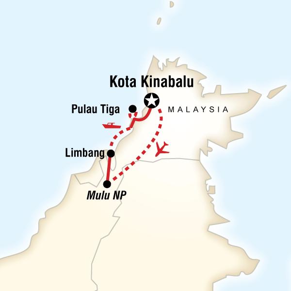 Western Borneo Experience