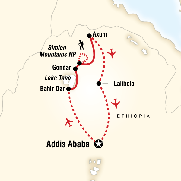 Mysteries of Ethiopia in Gonder Ethiopia Lonely Planet