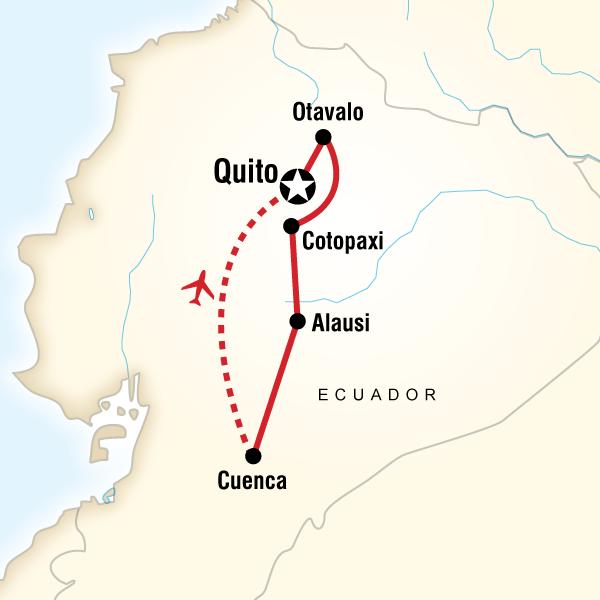 Highlands of Ecuador