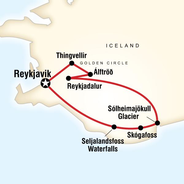 Iceland Northern Lights & Golden Circle - STATravel.hu