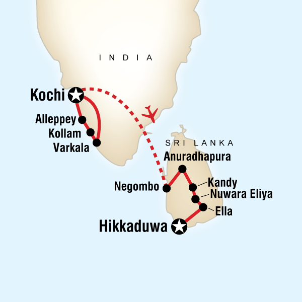 Discover Kerala And Sri Lanka In Nuwara Eliya Sri Lanka