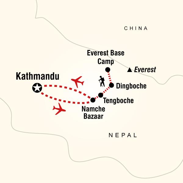 Trek zum Everest Base Camp