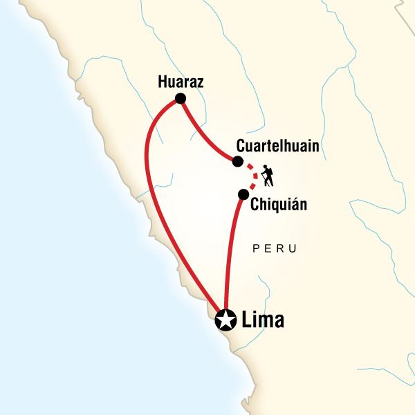 Der Huayhuash Trek