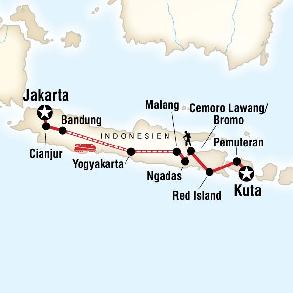 Indonesien – Kaffee & Krater